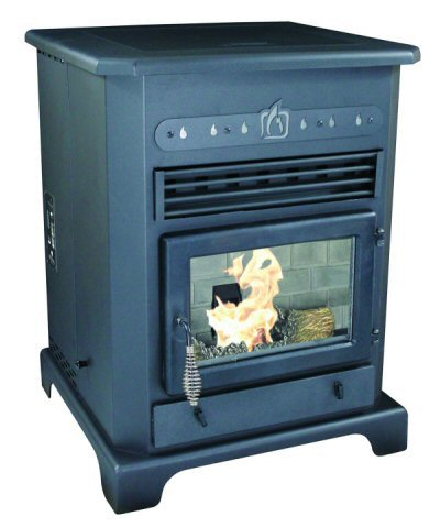 Breckwell wood pellet stoves offer reliability, durability and elegant