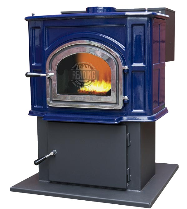 how to start a rice coal stove