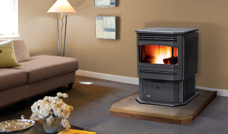 how to clean a king pellet stove